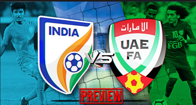 AFC Asian Cup 2019:  let's see who gets first lead, India or UAE