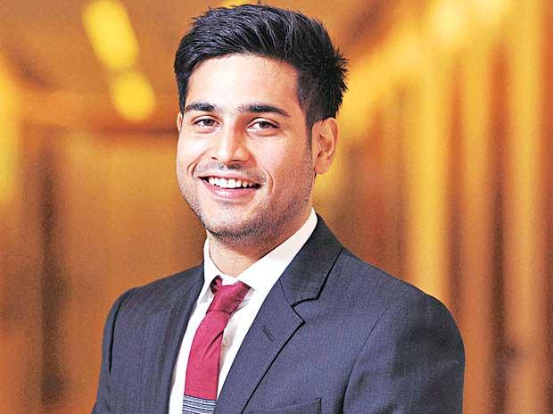 Anil Ambani's son Jai Ansul Ambani joined Reliance Infra board