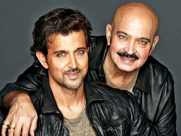 HRITHICK's DAD RAKESH ROSHAN DIAGNOSED WITH THROAT CANCER