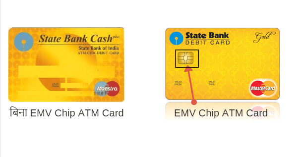 ATM cards without EMW chips will now be considered invalid