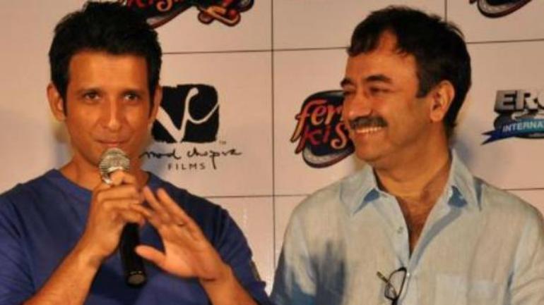 Sharman Joshi defends Rajkumar Hirani in #Metoo and said Raju Sir is a man of Immense Integrity