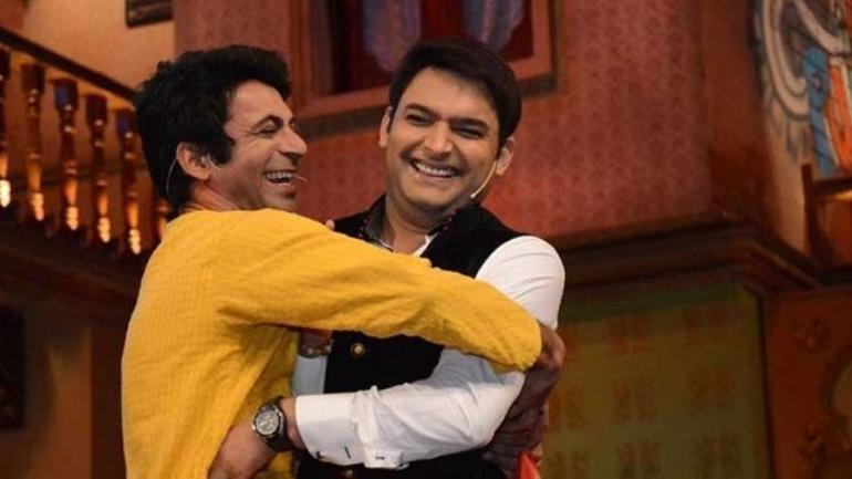 Good News – Sunil Grover is joining Kapil Sharma gang
