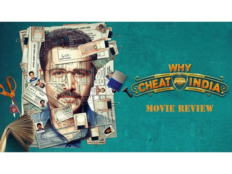 Emraan Hashmi starrer movie 'Why Cheat India ' released today- Know the pros & cons