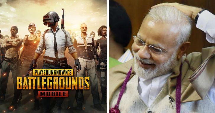 At Pariksha Pe Charcha 2.0 program , PM Modi asked 'ye PUBG wala hai kya???