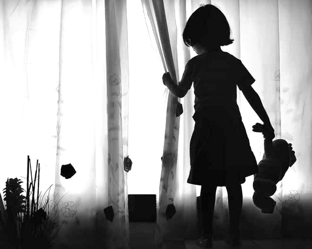 Shocking: A 27 year old raped & drugged a 10-year old girl continuously for 5 months
