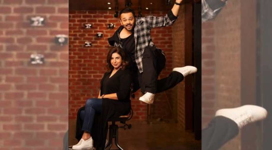 Farah Khan is collaborating with Rohit Shetty for her upcoming movie