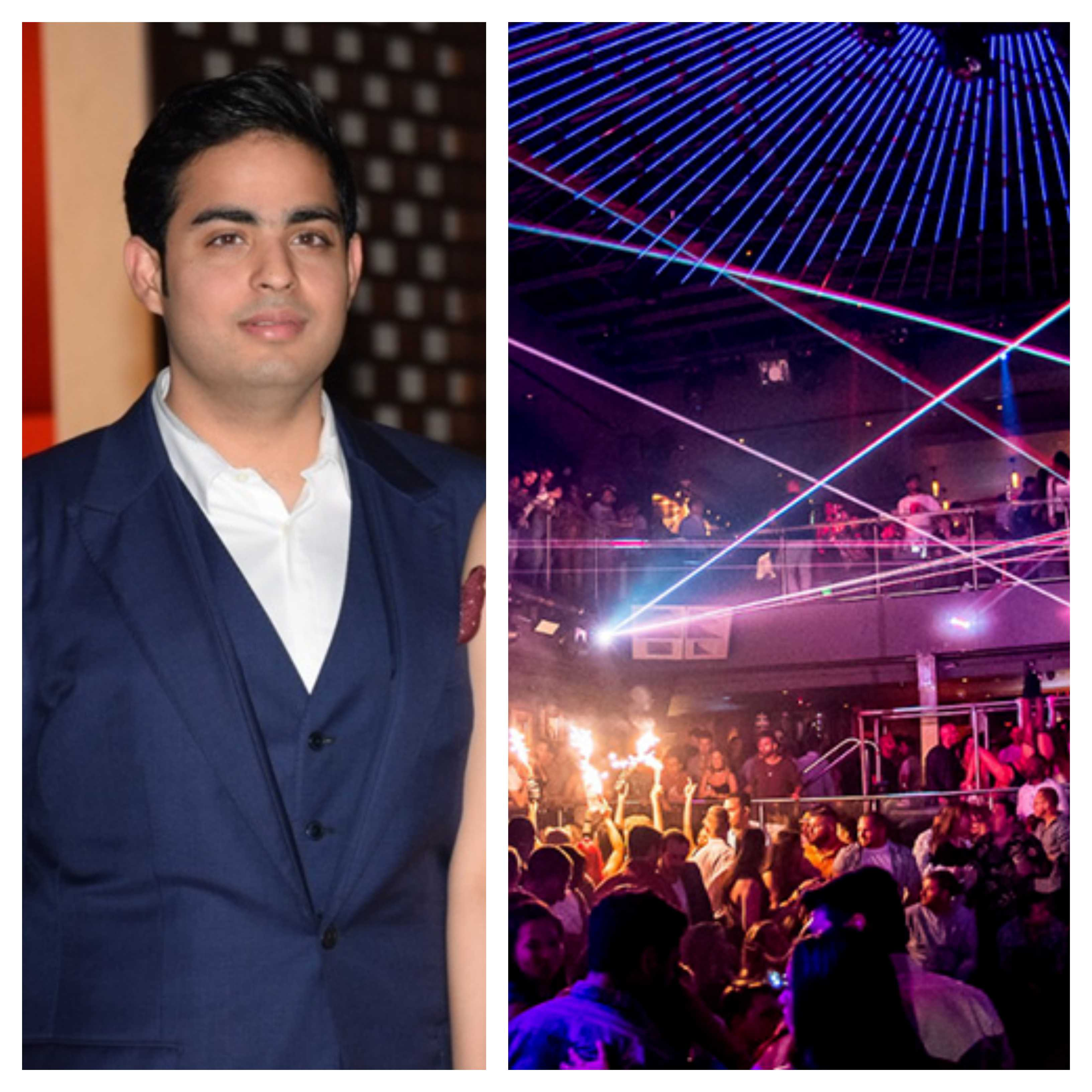 Akash Ambani is hosting a bachelor party of 500 people before getting married to Shloka Mehta