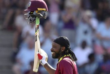 Chris Gayle becomes 1st batsman to score 500 sixes in International cricket