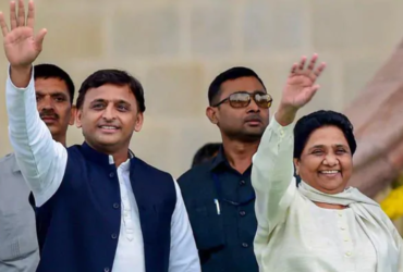 Seat distribution in UP for SP & BSP Mega Alliance