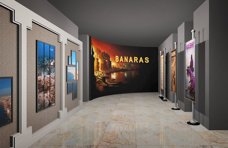 Virtual Experiential Museum in Varanasi