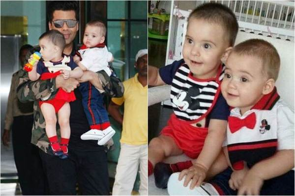 Karan Johars Munchkins Ruhi and Yash turned 2 years old:  inside moments of birthday bash