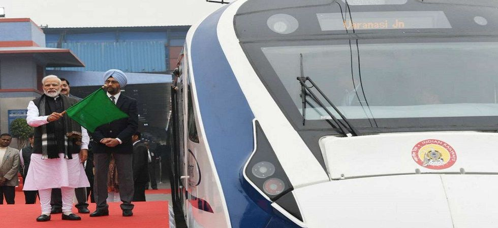 Vande Bharat Express(Train18) breaks down on the next day of its launch