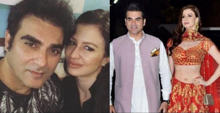 Arbaaz khan dating Giorgia Andriani