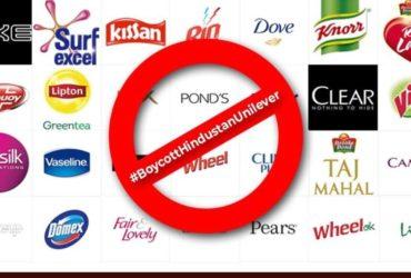Boycott SurfExcel