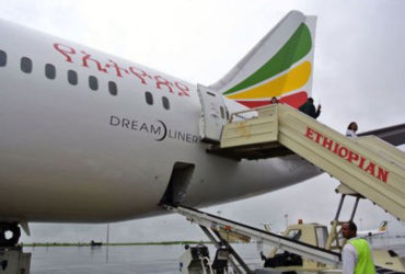 Ethiopian flight crashed