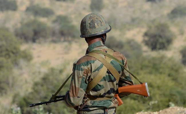 Indian army soldier Mohammad Yaseen Bhat reportedly been