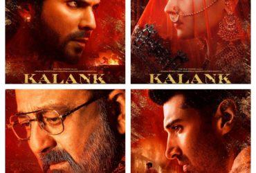 Kalank movie first look
