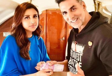 Parineeti pays back the money to Akshay