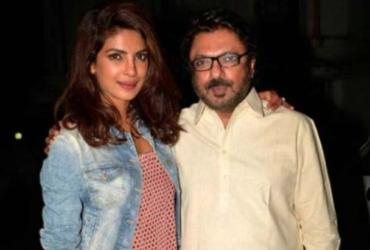 Sanjay Leela Bhansali and Priyanka Chopra