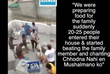 Communal riots in Gurugram