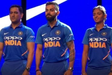Team India New Jersey 2019