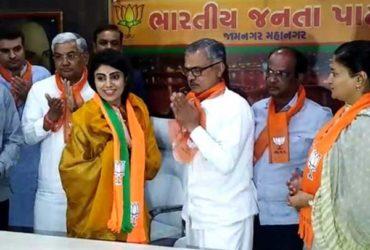 jadeja-wife-Rewaba-jadeja-joins-BJP