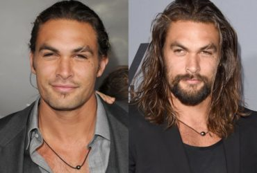 Jason Momoa shaves of his beard