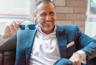 model dad at 45