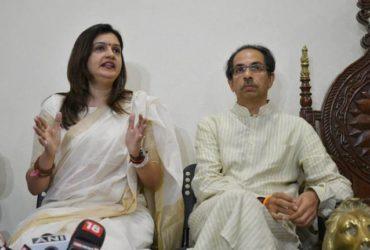 priyanka chaturvedi joins shivsena