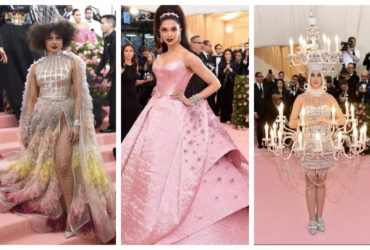 Celebrities at MET Gala Awards