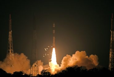 ISRO launches RISAT-2B satellite via PSLVC46