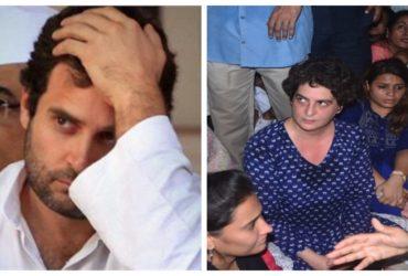 depressed rahul and Priyanka