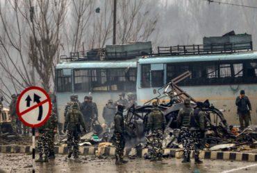 9 jawans injured in Pulwama