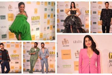 Celebrities at GM Awards