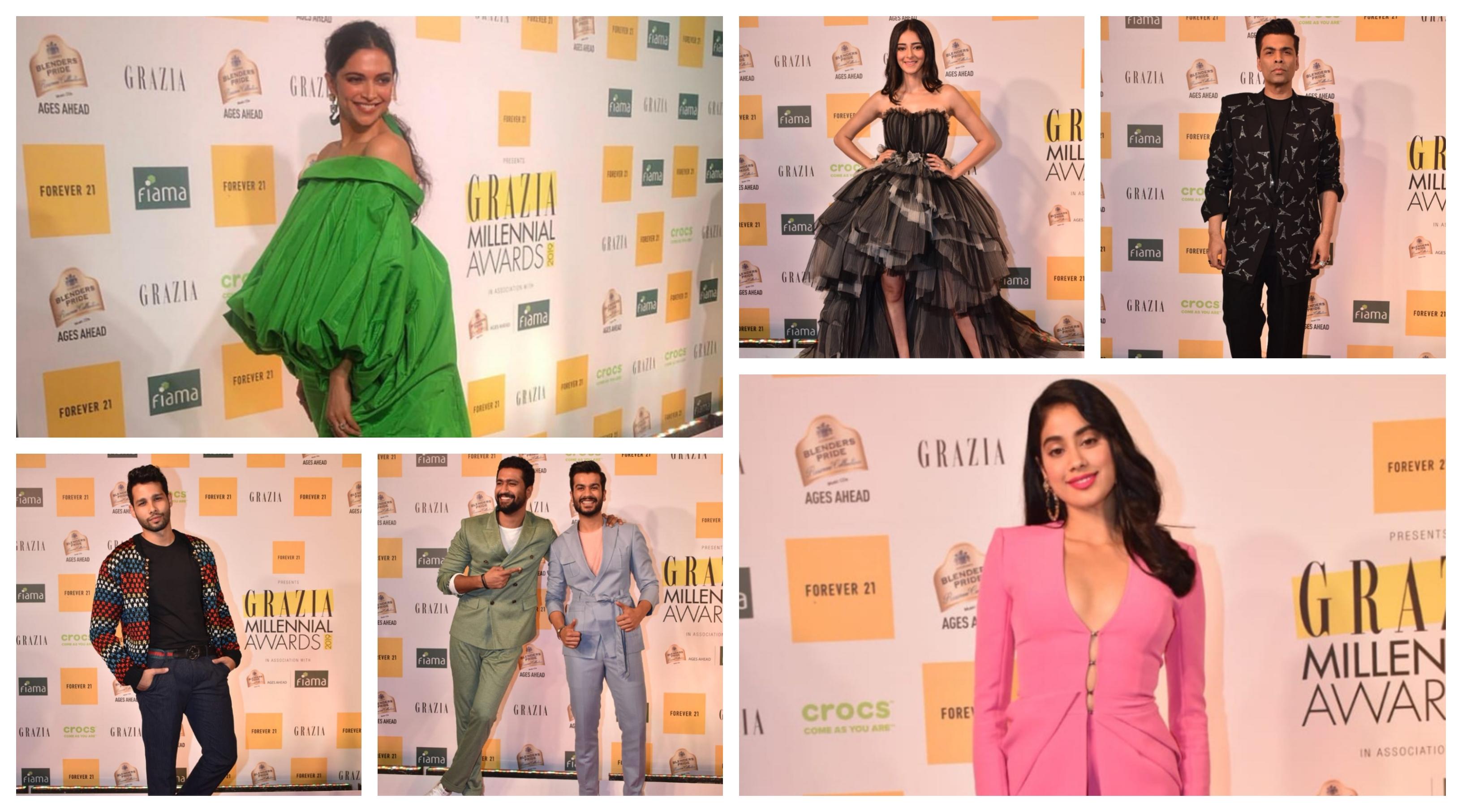 Celebrities at GM Awards