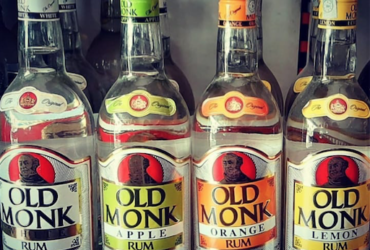 Old Monk new flavour rums
