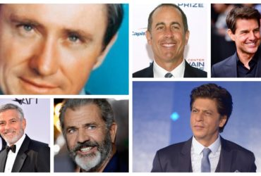 Top richest actors in the world