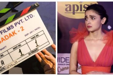 Alia Bhatt in Sadak2