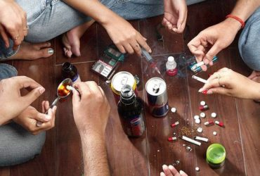 Alcohol and Drug consumtion in India