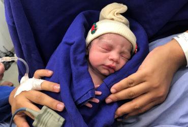 Uterus Transplant Baby