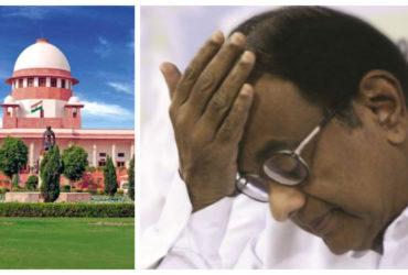 HC refused chidambaram plea