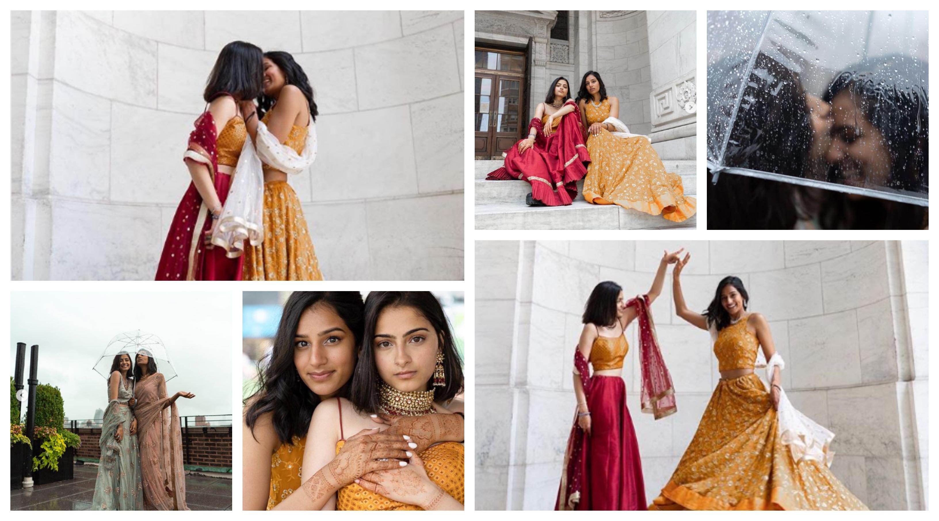 Sundas and Anjali same sex relationship