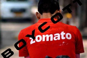 Boycott Zomato