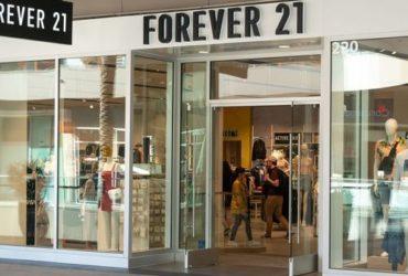 Forever-21 bankruptcy