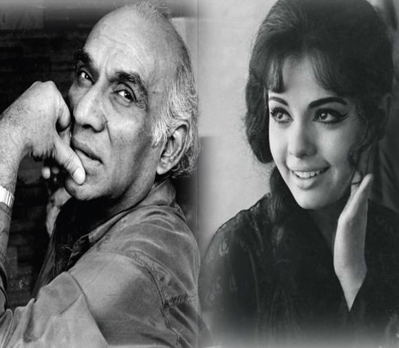 Yash Raj and Mumtaz