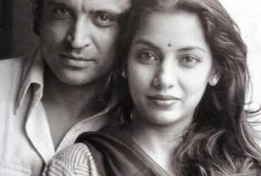shabana azmi and javed akhtar