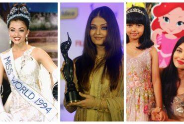 Aishwarya Rai Bachchan journey