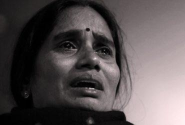 Asha-Devi cried