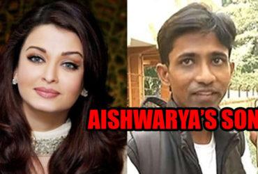 aishwarya son