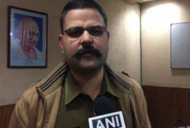 noida SSP vaibhav krishna morphed video scandal.
